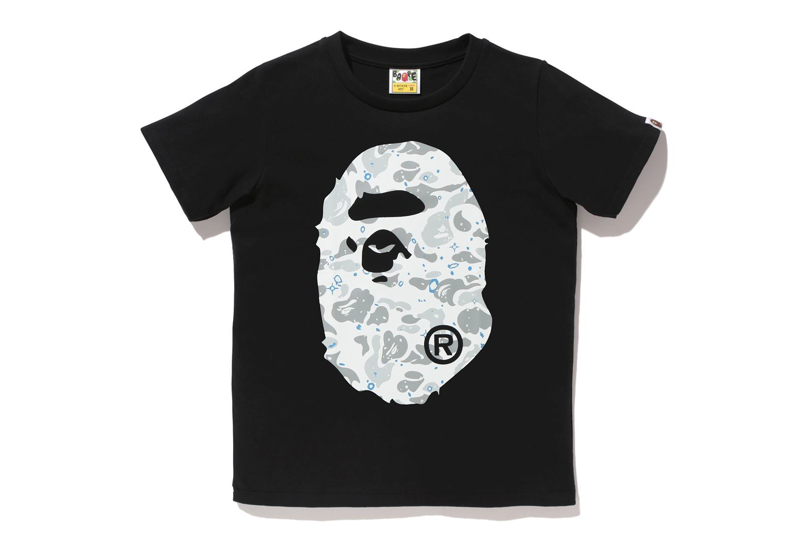 SPACE CAMO BIG APE HEAD TEE_a0174495_16062102.jpg