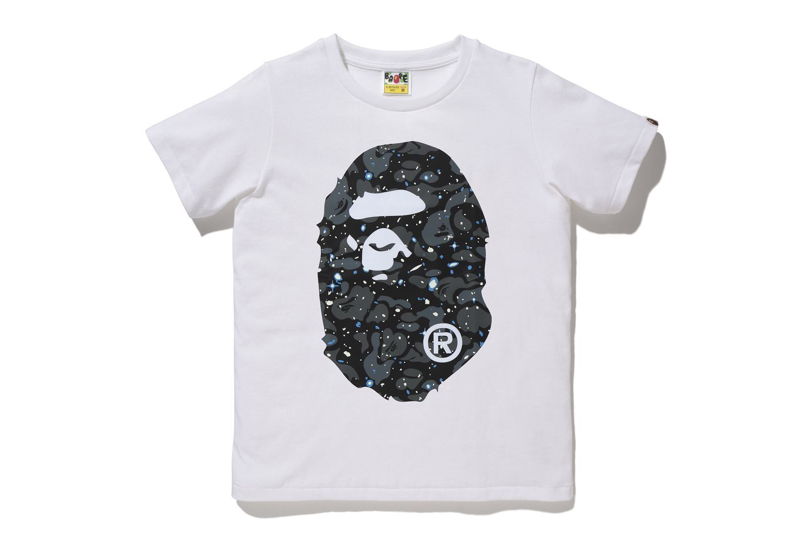 SPACE CAMO BIG APE HEAD TEE_a0174495_16064569.jpg