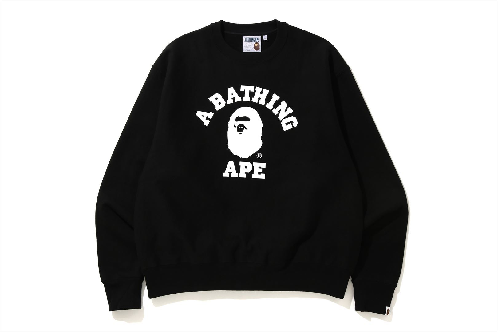 RELAXED CLASSIC COLLEGE CREWNECK_a0174495_17180680.jpg
