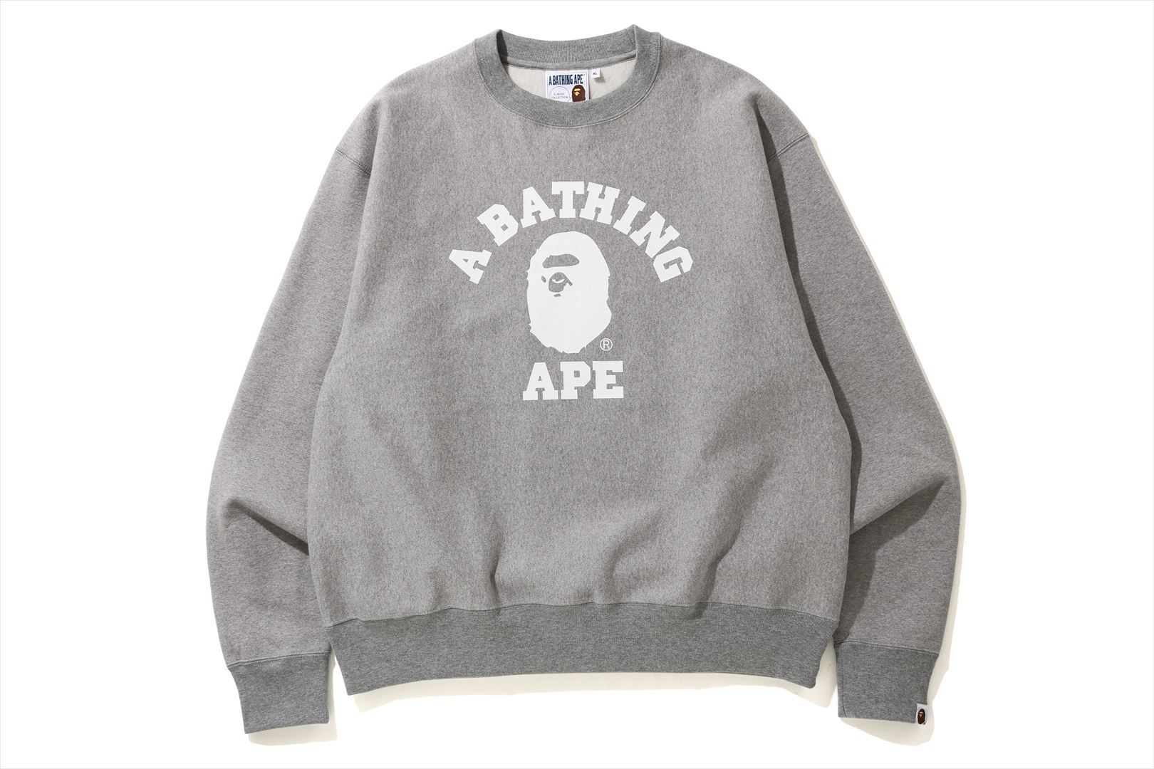 RELAXED CLASSIC COLLEGE CREWNECK_a0174495_17181536.jpg