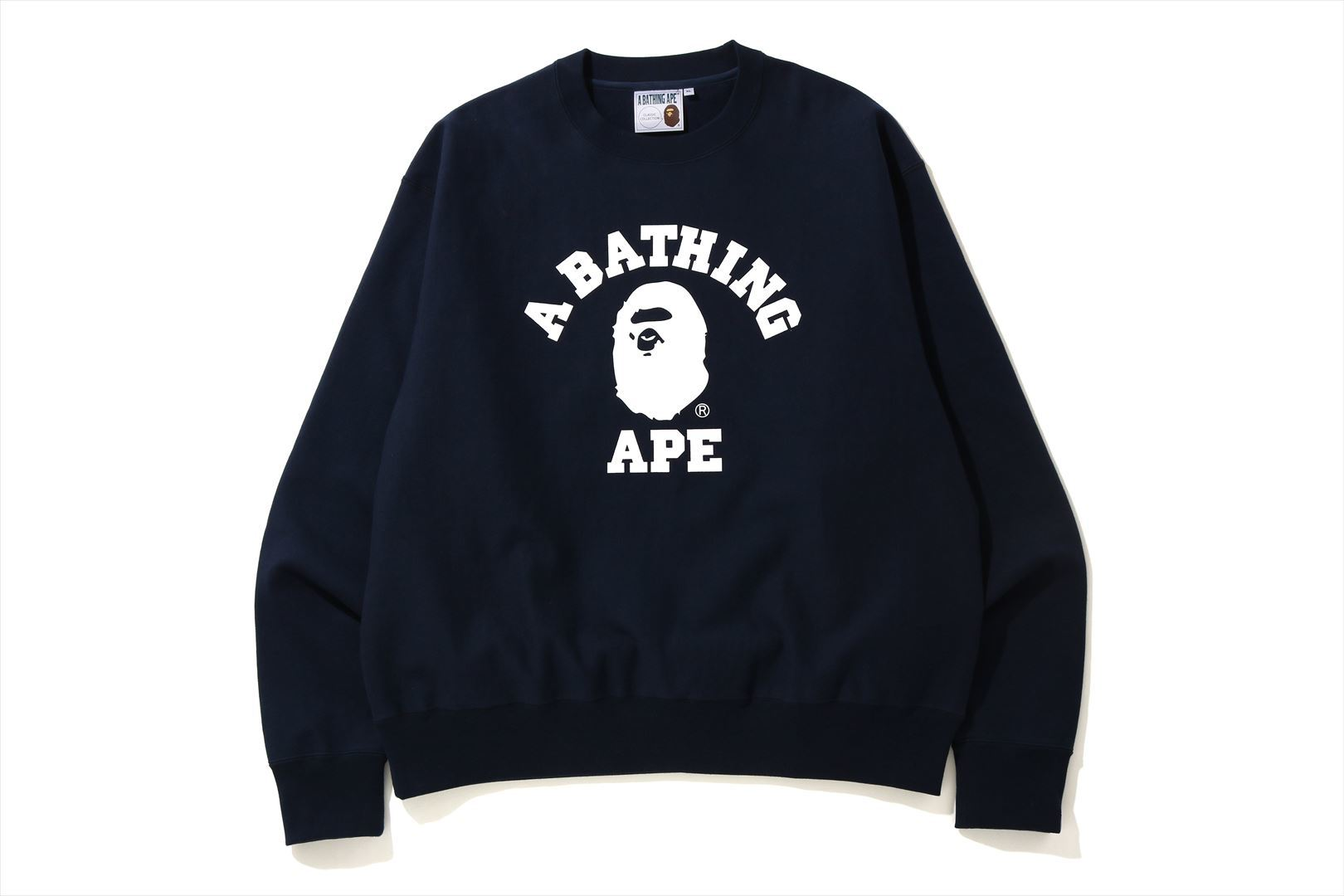 RELAXED CLASSIC COLLEGE CREWNECK_a0174495_17182258.jpg