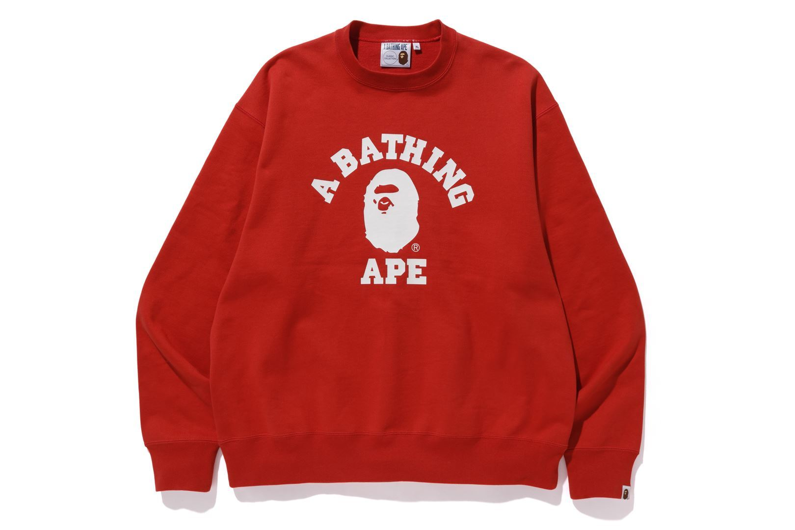 RELAXED CLASSIC COLLEGE CREWNECK_a0174495_17182807.jpg