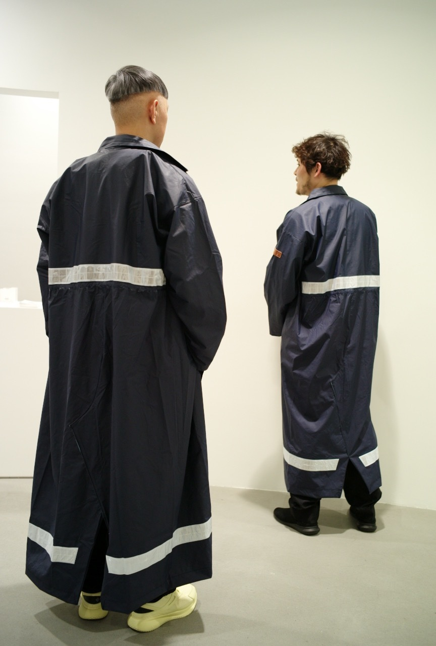 IN THE RAIN for DOVER STREET MARKET GINZA_f0170995_00133293.jpg