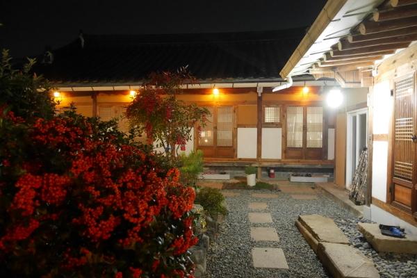 2019年 歳納め大邱 ⑭立地最高の慶州の宿「樂喜院」_a0140305_02445081.jpg