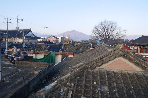 2019年 歳納め大邱 ⑭立地最高の慶州の宿「樂喜院」_a0140305_02502386.jpg