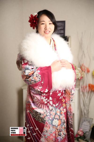 さきさん☆成人_b0203705_13330601.jpg