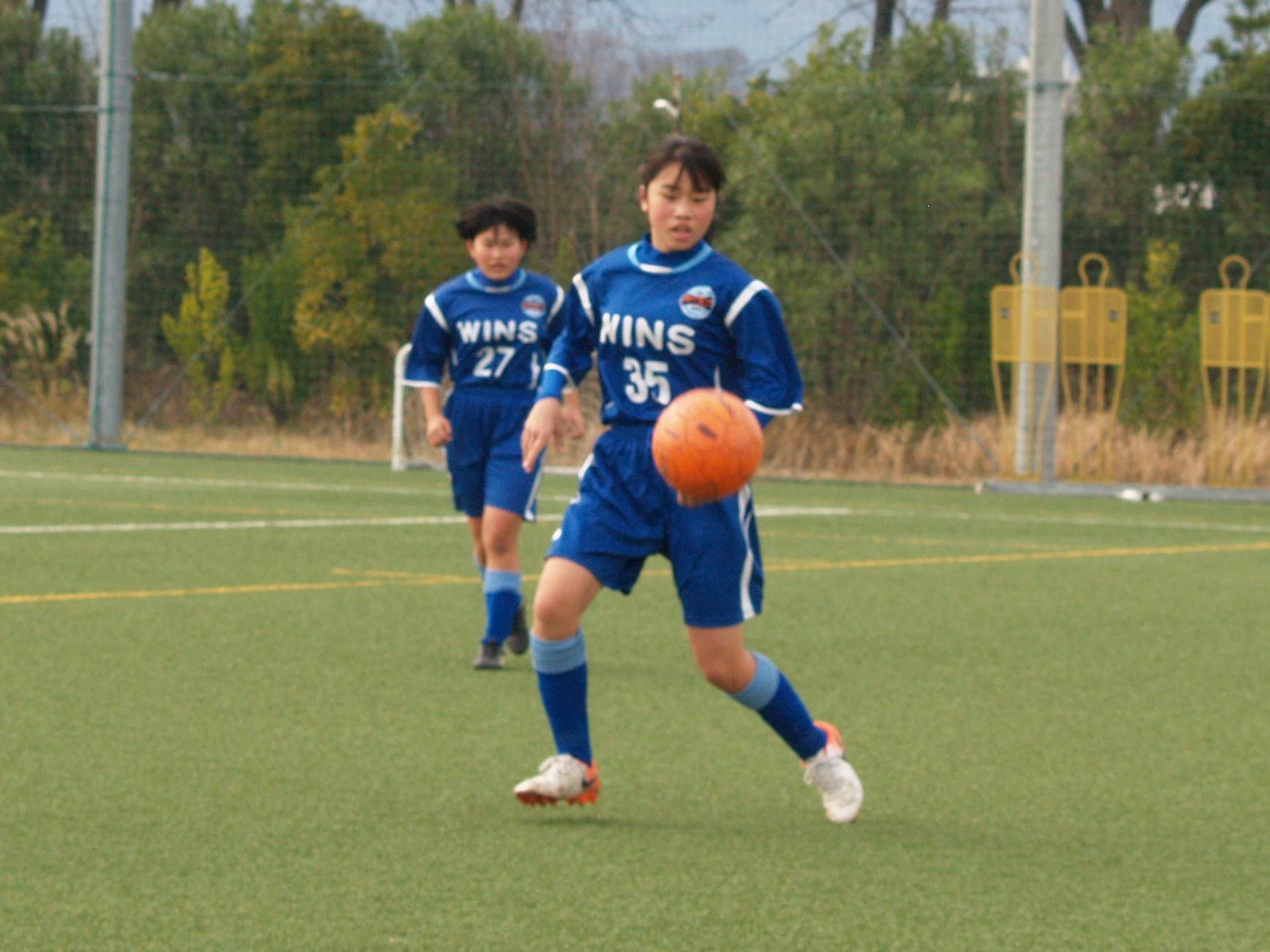 第24回神奈川県女子中学生サッカー大会_f0375011_22260568.jpg