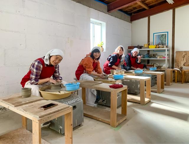 本日の陶芸教室 Vol.976,977,978_a0163716_21393333.jpg
