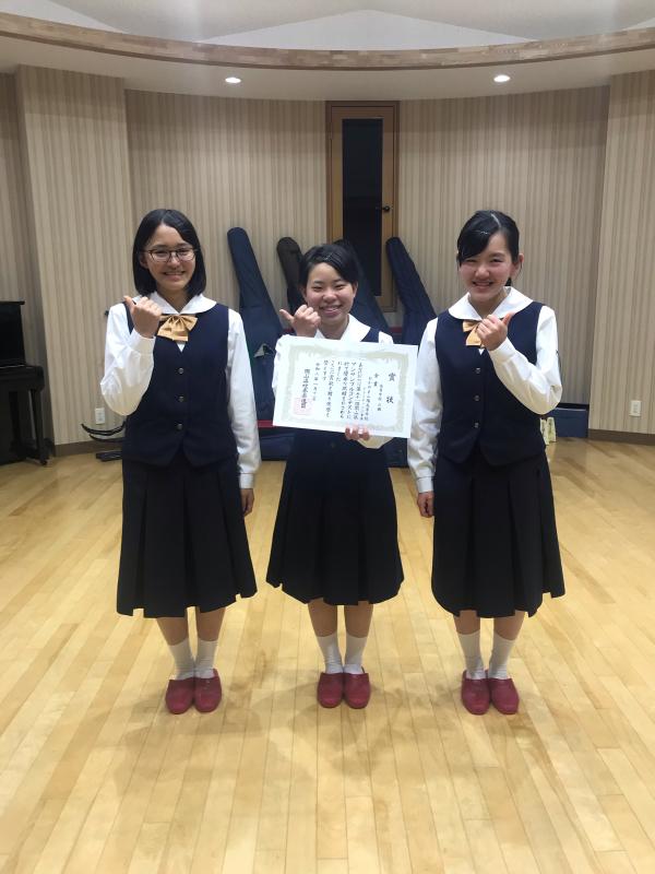 岡山県アンサンブルコンテスト終わりました!_d0016622_21193090.jpg