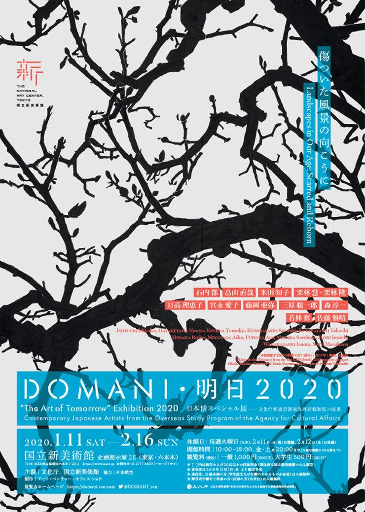 展覧会「DOMANI・明日2020」_b0187229_09291487.jpg