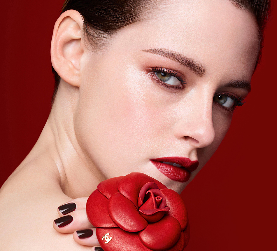 CHANEL ROUGE ALLURE CAME\'LIA ☆ Limited Edition_e0303431_16415606.jpg