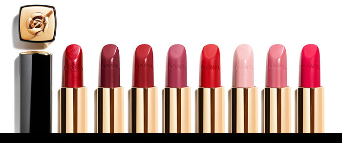 CHANEL ROUGE ALLURE CAME\'LIA ☆ Limited Edition_e0303431_16510036.jpg