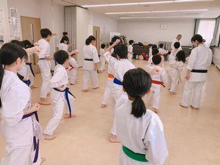 新琴似・新川教室 初稽古と十年表彰_c0118332_13082772.jpg