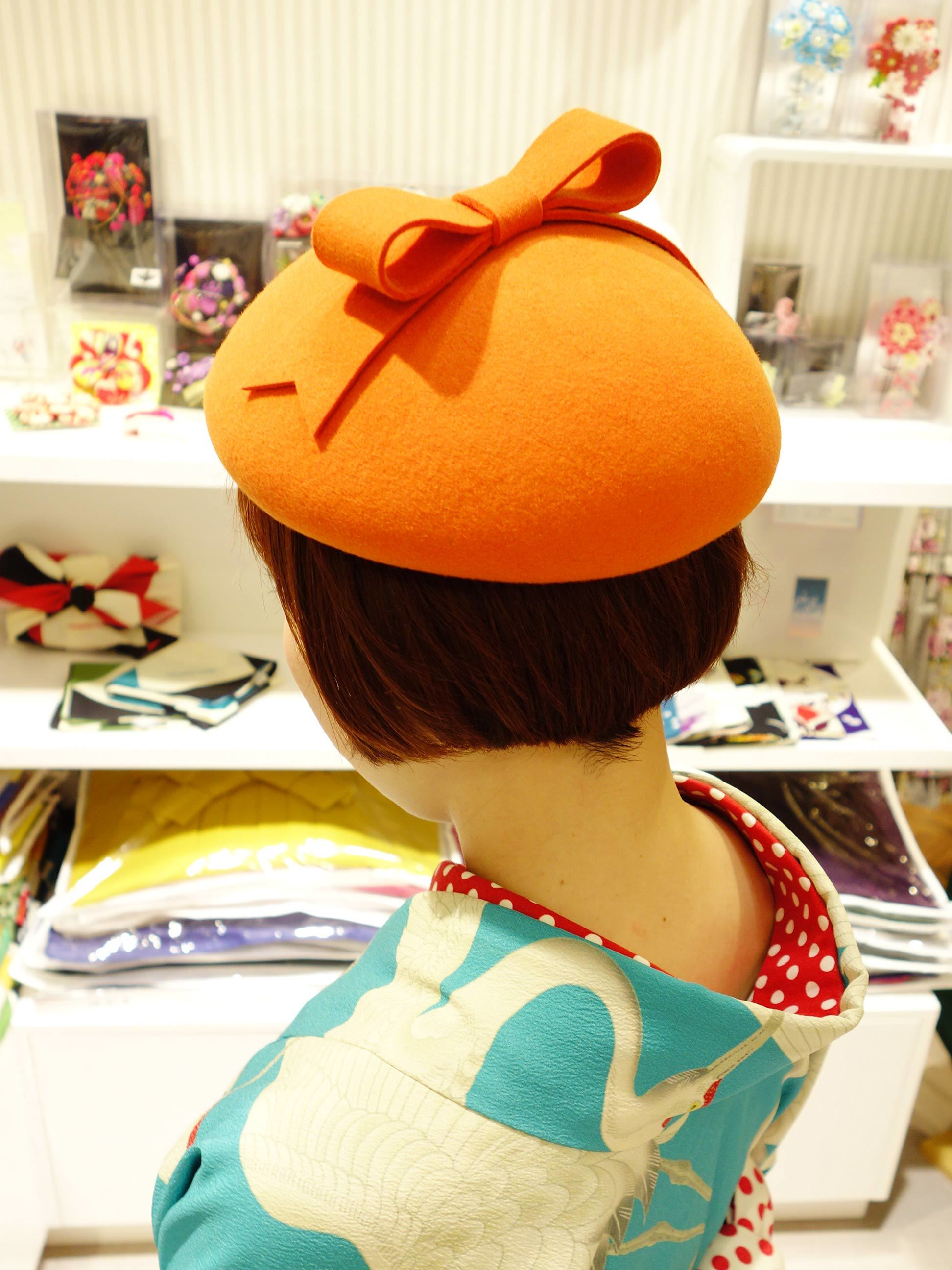 Chapon新作帽子*入荷です!_e0167832_20542498.jpg