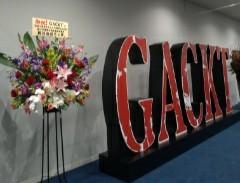 GACKT大阪ライブ行ってきました!_c0036138_00564402.jpg