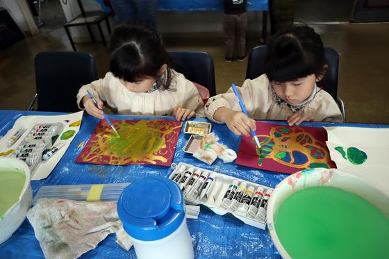 やと子ども美術教室 ~ 描き初め ~_e0222340_14374048.jpg