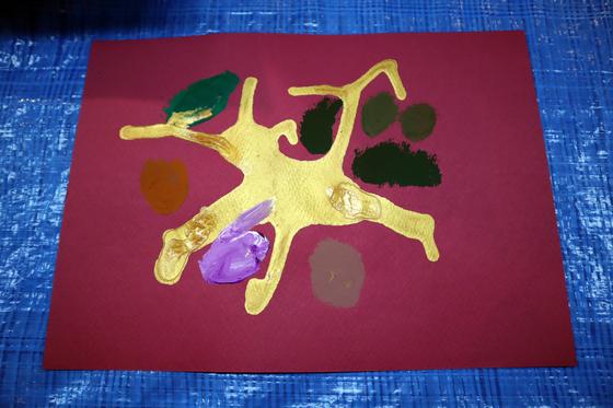 やと子ども美術教室 ~ 描き初め ~_e0222340_14454255.jpg