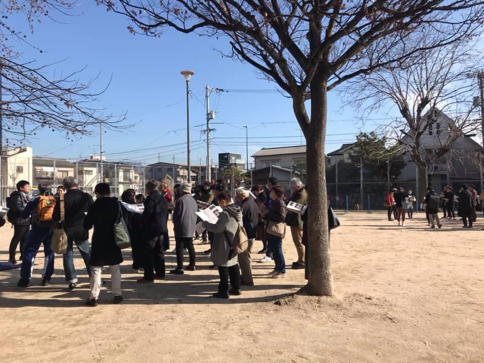 旧広島陸軍被服支廠倉庫建物見学会②_a0070655_22485483.jpg