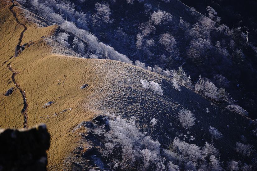 初詣登山-2 剣山_f0016656_00562078.jpg