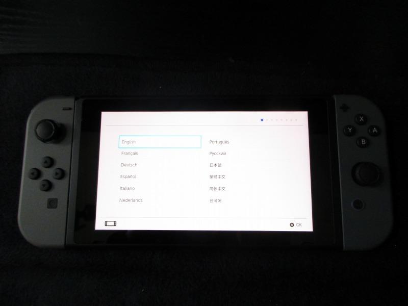 ゲーム「Nintendo Switch購入しました」_b0362459_17413785.jpg