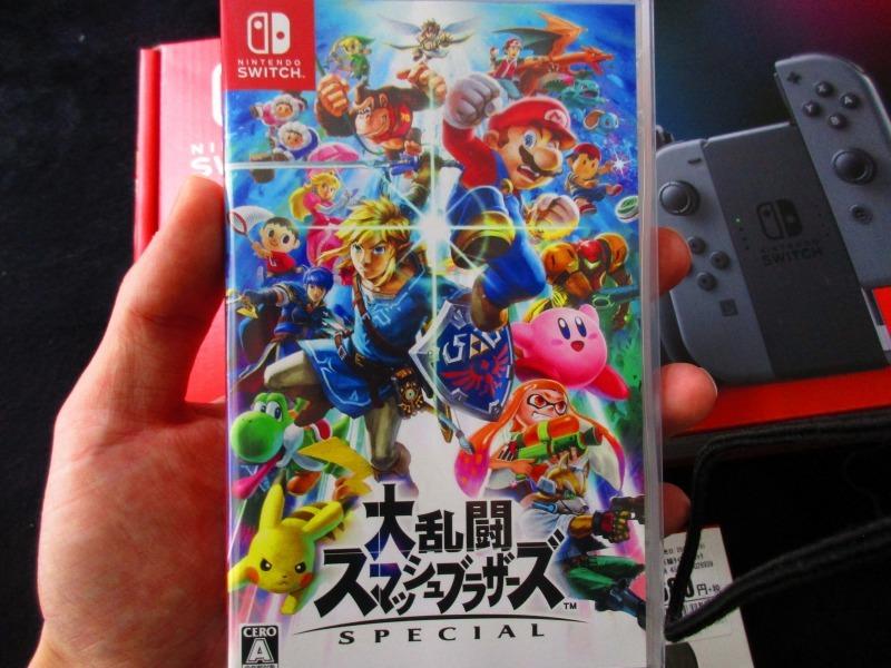 ゲーム「Nintendo Switch購入しました」_b0362459_17441579.jpg