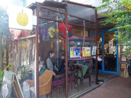 吉祥寺「アムリタ食堂」へ行く。_f0232060_120117.jpg