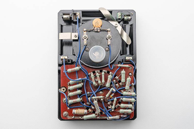 2020/01/12 昭和44年製のアナログテスター:日置電機 OL-64D_b0171364_15414102.jpg