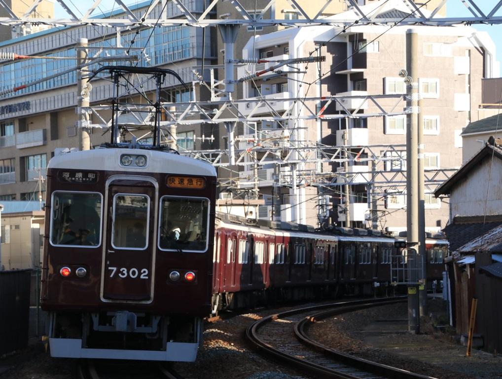 阪急7300系 7302F _d0202264_11432913.jpg