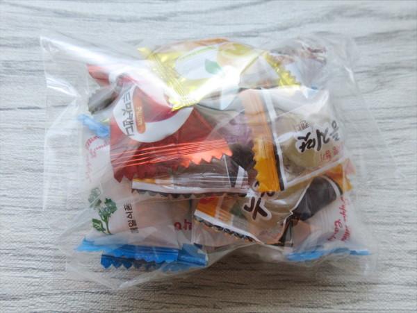 韓国の飴の詰め合わせ_c0152767_19104450.jpg
