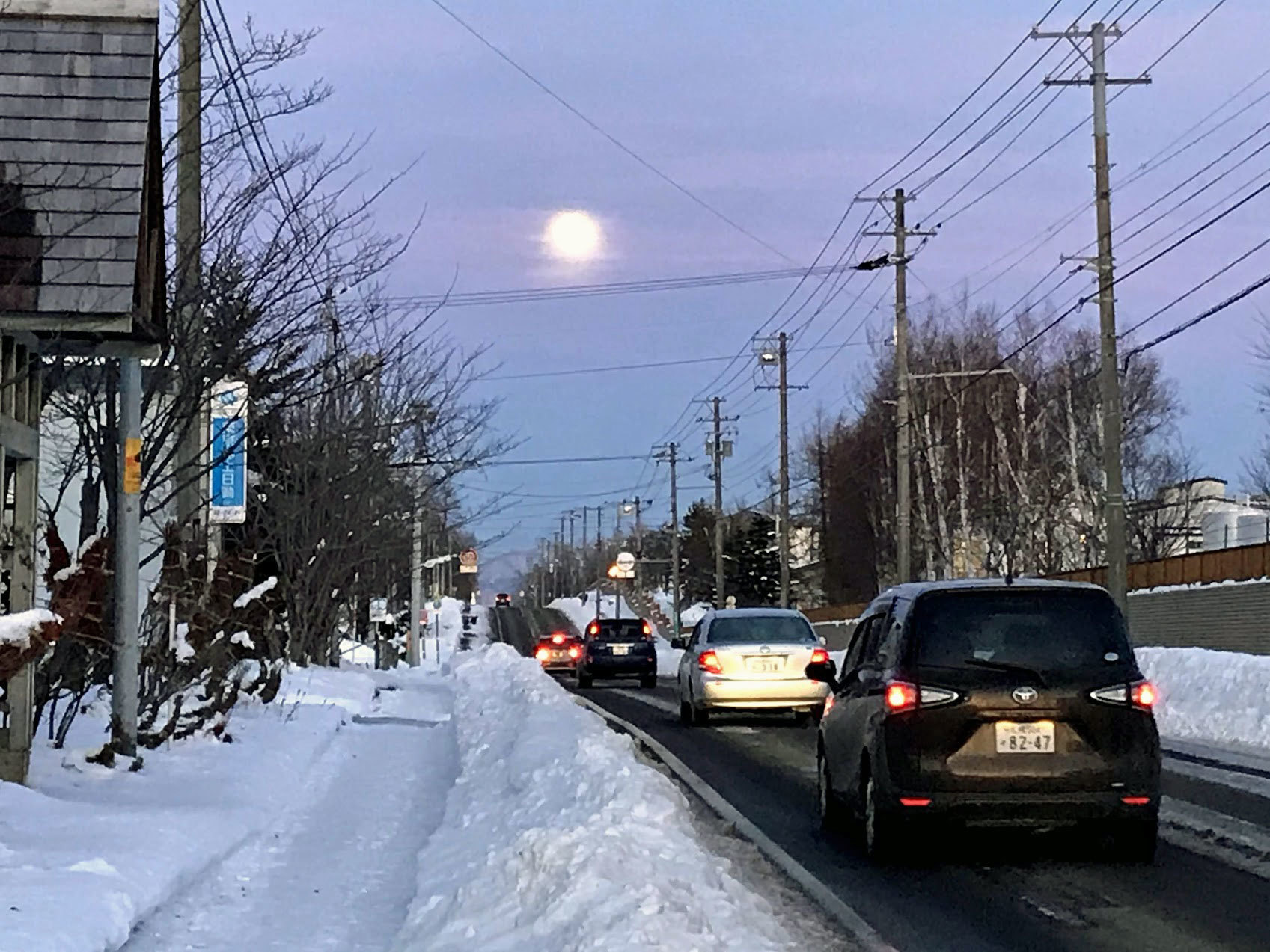 1月の満月_c0189970_14020359.jpg