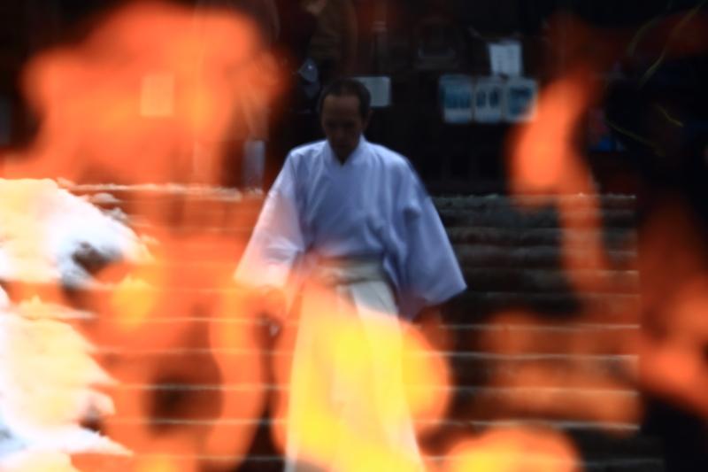 南部神社「墨付けどんと祭」_f0075075_17191448.jpg
