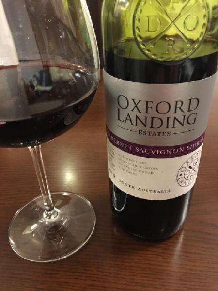 南オーストラリアワインとカレー鍋_f0188075_22520239.jpg