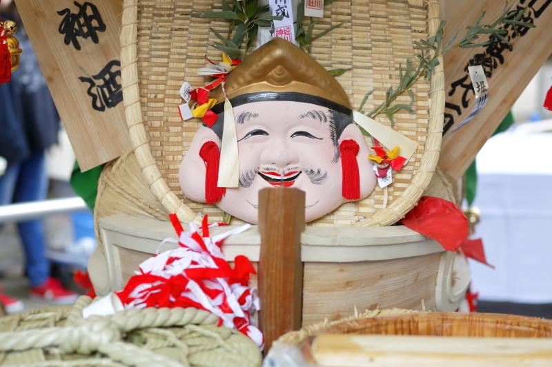 天神橋筋堀川戎会 福の神‐宝船‐パレード_c0196076_10530127.jpg