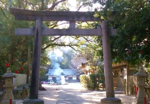 ◆連休は和歌山・白浜へ・・・熊野三所神社_e0154682_17244490.jpg