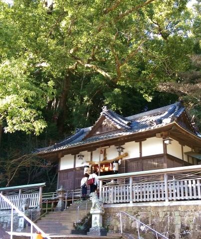 ◆連休は和歌山・白浜へ・・・熊野三所神社_e0154682_17245734.jpg