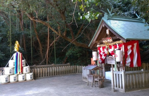 ◆連休は和歌山・白浜へ・・・熊野三所神社_e0154682_17250684.jpg