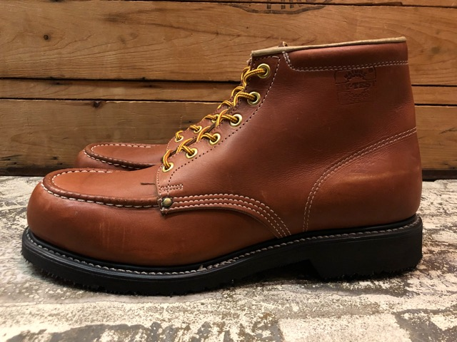 1月15日(水)マグネッツ大阪店ヴィンテージ入荷!!#3 OutdoorHunting編! NOS RED WING & HomeMadeFishingJKT、BAUER DOWN!!_c0078587_22101013.jpg
