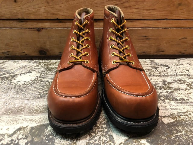 1月15日(水)マグネッツ大阪店ヴィンテージ入荷!!#3 OutdoorHunting編! NOS RED WING & HomeMadeFishingJKT、BAUER DOWN!!_c0078587_2210167.jpg
