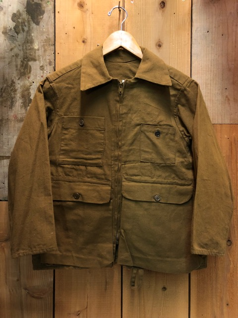 1月15日(水)マグネッツ大阪店ヴィンテージ入荷!!#3 OutdoorHunting編! NOS RED WING & HomeMadeFishingJKT、BAUER DOWN!!_c0078587_22135786.jpg