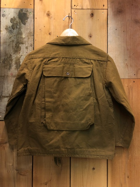 1月15日(水)マグネッツ大阪店ヴィンテージ入荷!!#3 OutdoorHunting編! NOS RED WING & HomeMadeFishingJKT、BAUER DOWN!!_c0078587_2214659.jpg