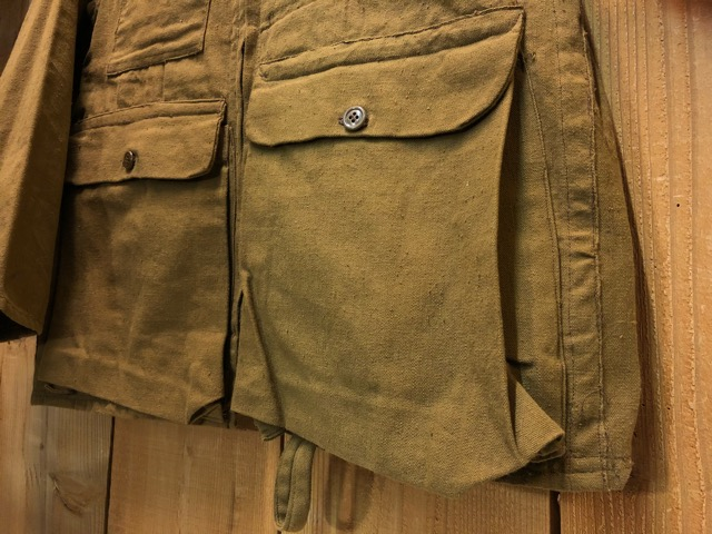 1月15日(水)マグネッツ大阪店ヴィンテージ入荷!!#3 OutdoorHunting編! NOS RED WING & HomeMadeFishingJKT、BAUER DOWN!!_c0078587_22151373.jpg