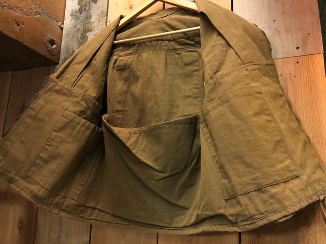 1月15日(水)マグネッツ大阪店ヴィンテージ入荷!!#3 OutdoorHunting編! NOS RED WING & HomeMadeFishingJKT、BAUER DOWN!!_c0078587_22152430.jpg