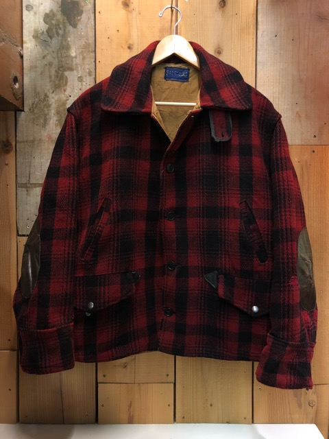 1月15日(水)マグネッツ大阪店ヴィンテージ入荷!!#3 OutdoorHunting編! NOS RED WING & HomeMadeFishingJKT、BAUER DOWN!!_c0078587_221918.jpg