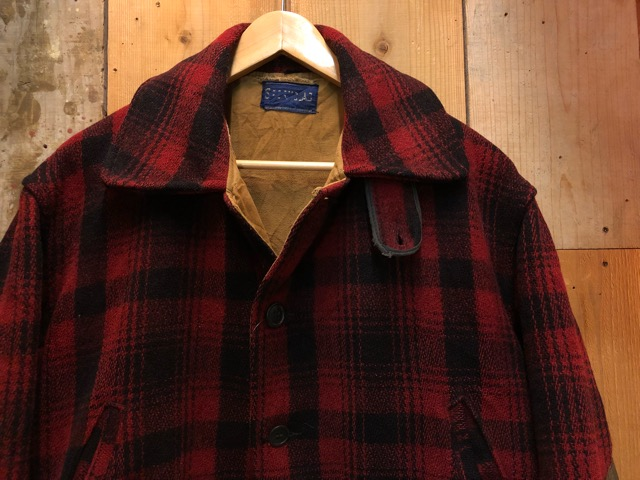 1月15日(水)マグネッツ大阪店ヴィンテージ入荷!!#3 OutdoorHunting編! NOS RED WING & HomeMadeFishingJKT、BAUER DOWN!!_c0078587_22193267.jpg