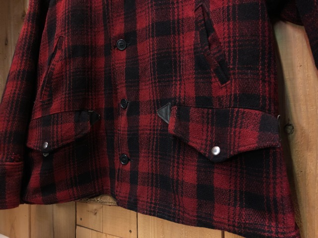 1月15日(水)マグネッツ大阪店ヴィンテージ入荷!!#3 OutdoorHunting編! NOS RED WING & HomeMadeFishingJKT、BAUER DOWN!!_c0078587_2220742.jpg