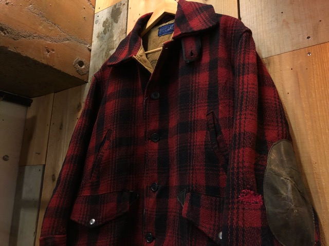 1月15日(水)マグネッツ大阪店ヴィンテージ入荷!!#3 OutdoorHunting編! NOS RED WING & HomeMadeFishingJKT、BAUER DOWN!!_c0078587_22213575.jpg
