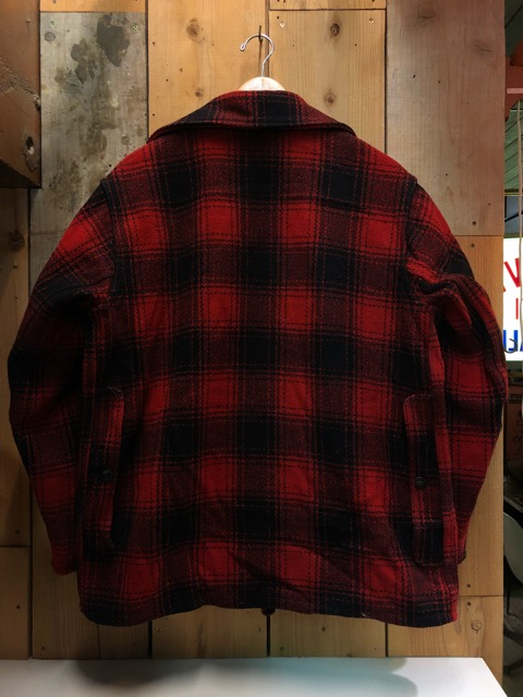 1月15日(水)マグネッツ大阪店ヴィンテージ入荷!!#3 OutdoorHunting編! NOS RED WING & HomeMadeFishingJKT、BAUER DOWN!!_c0078587_22215831.jpg