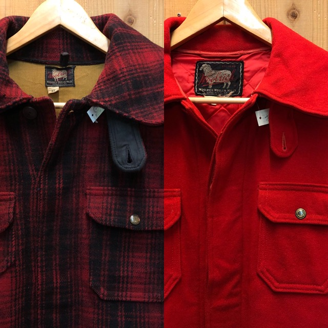 1月15日(水)マグネッツ大阪店ヴィンテージ入荷!!#3 OutdoorHunting編! NOS RED WING & HomeMadeFishingJKT、BAUER DOWN!!_c0078587_22234197.jpg
