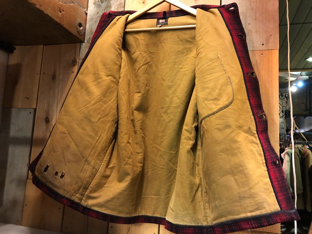 1月15日(水)マグネッツ大阪店ヴィンテージ入荷!!#3 OutdoorHunting編! NOS RED WING & HomeMadeFishingJKT、BAUER DOWN!!_c0078587_22255552.jpg