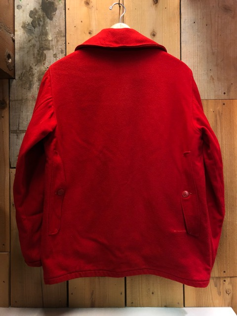 1月15日(水)マグネッツ大阪店ヴィンテージ入荷!!#3 OutdoorHunting編! NOS RED WING & HomeMadeFishingJKT、BAUER DOWN!!_c0078587_2227141.jpg